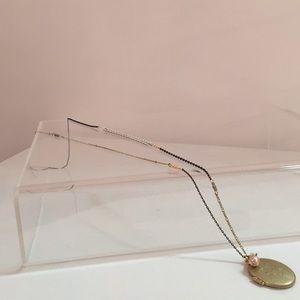Loft locket  necklace